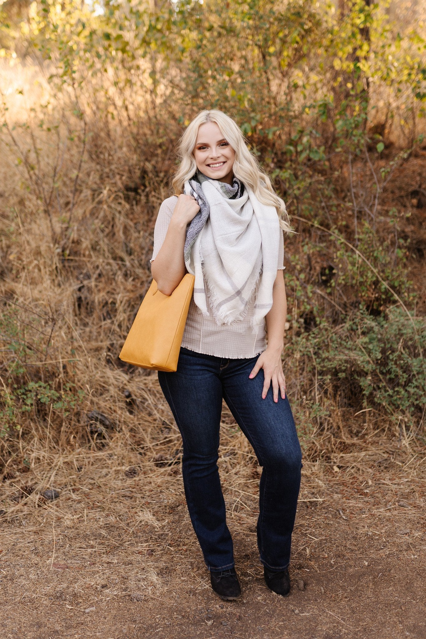We Never Taupe The Line Top,  - Lola Cerina Boutique