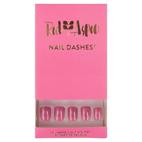 Red Aspen Nail Dashes [Short] | Rose' All Day,  - Lola Cerina Boutique