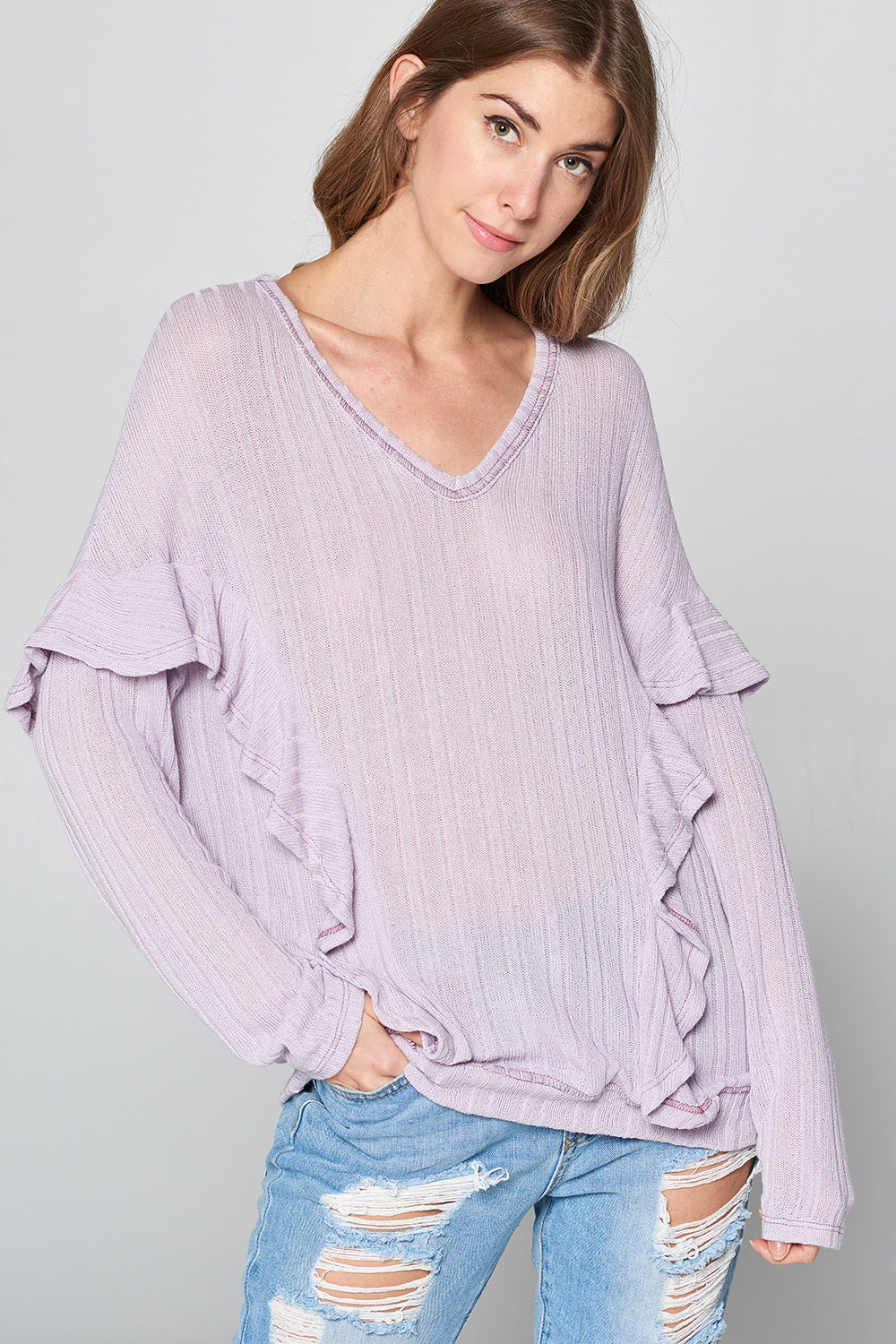 Spring Dreaming Pullover, Unclassified - Lola Cerina Boutique