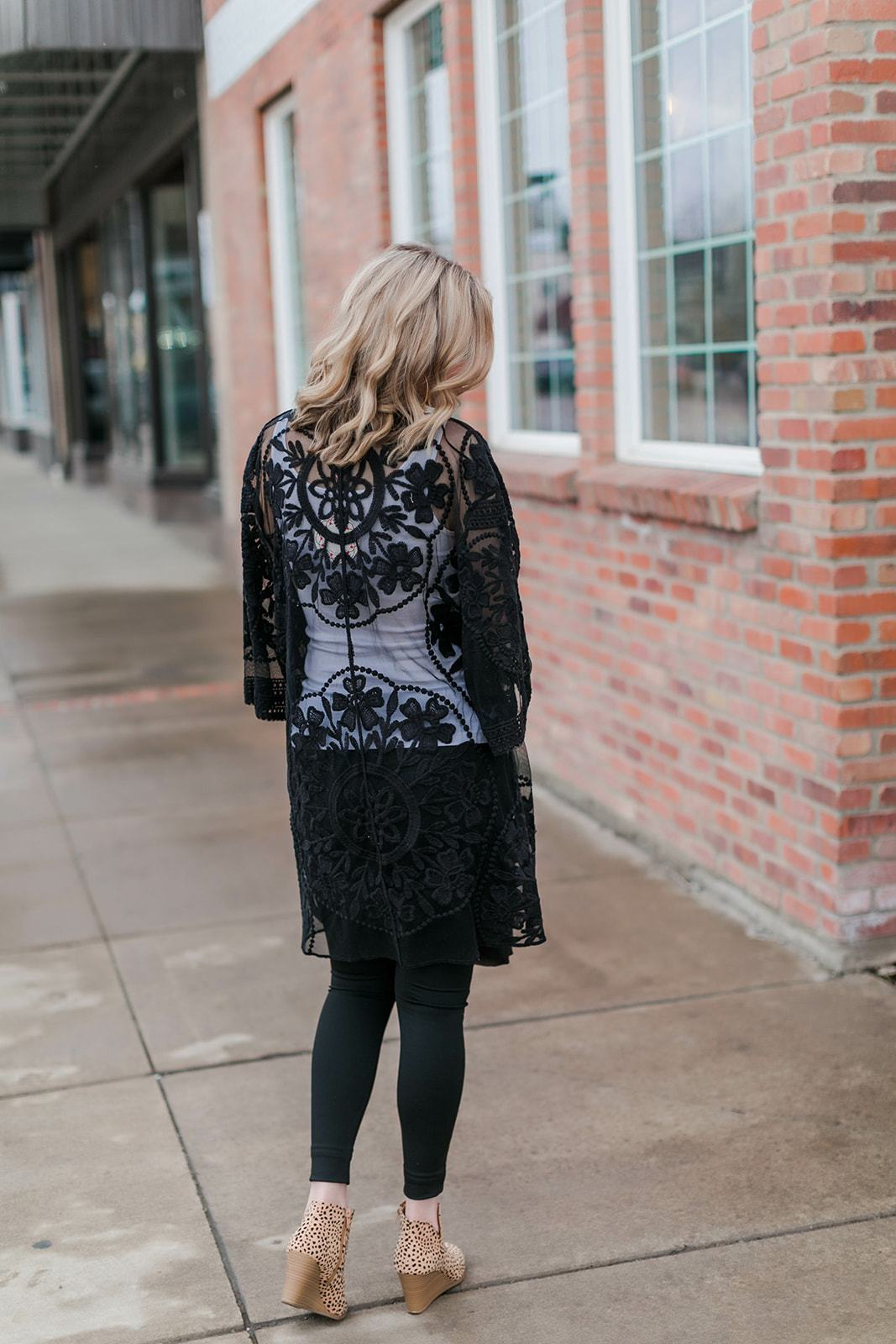 All Dolled Up Lace Cardigan - Lola Cerina Boutique