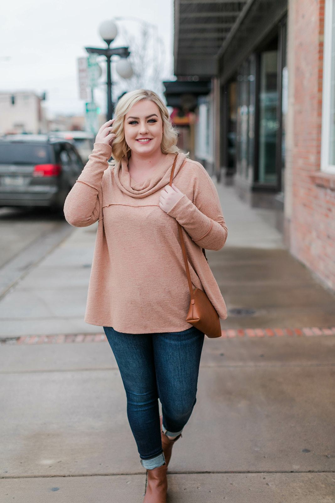 Seams Perfect To Me Top - Lola Cerina Boutique
