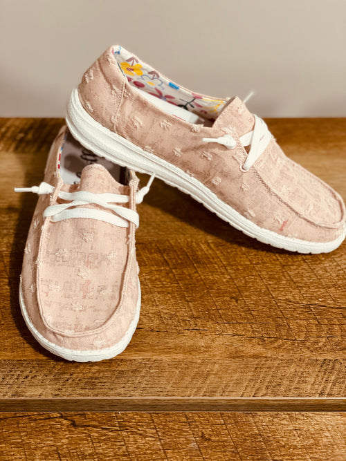 Very G Gypsy Jazz Samantha Sneaker | Pink - Lola Cerina Boutique