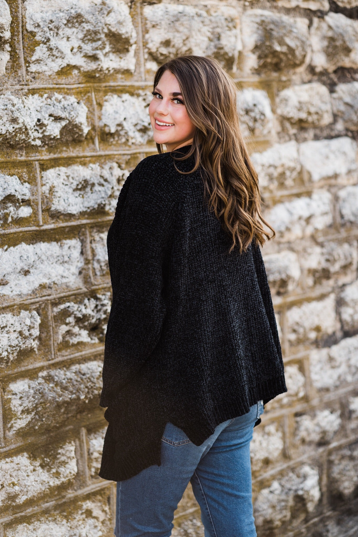 Out and About Cardigan | BLACK, Unclassified - Lola Cerina Boutique