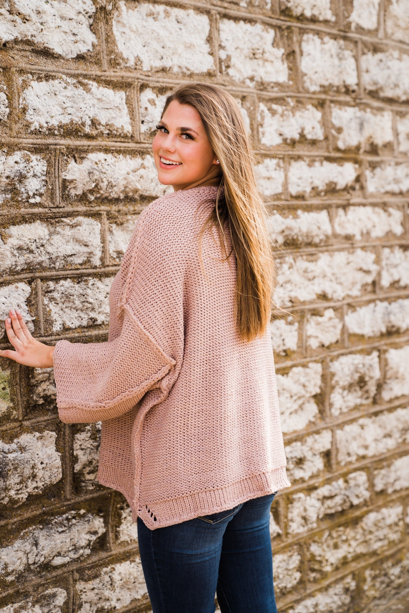 Farrah Sweater, Unclassified - Lola Cerina Boutique