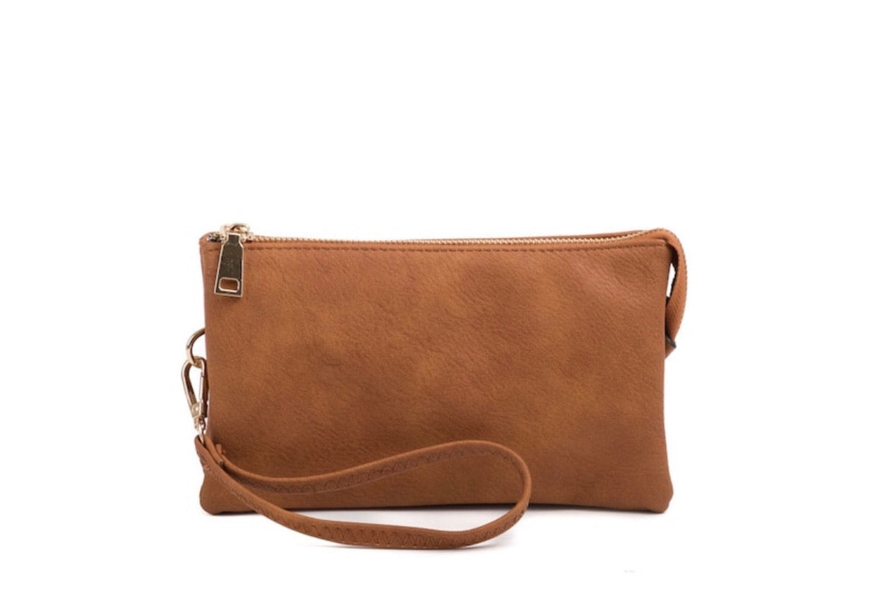 Emory Avery Crossbody Wristlet | Multiple Colors,  - Lola Cerina Boutique