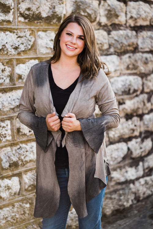 Ramona Cardigan Jacket - Lola Cerina Boutique