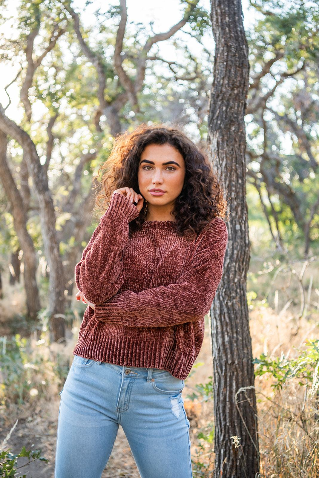Admire Me Chenille Sweater | 2 Colors, Clothing - Lola Cerina Boutique