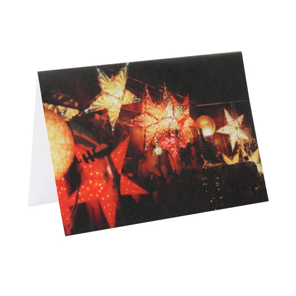 Star Light Greeting Card