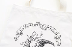 Imaginary Animal Tote