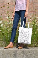Animal Heads Tote | Imaginary Animal