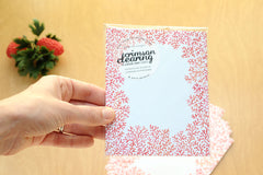 Crimson Clearing Loose Leaf Note Paper