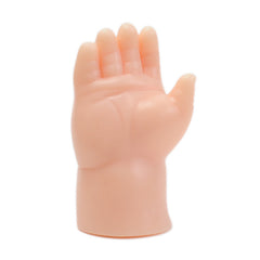Handsoap - A Big Hand | One Doll Hand Shaped Soap | Pink / Peach / Brown / White