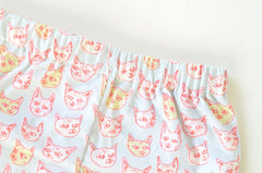 Gritty Kitty Baby Bloomers | Original Fabric
