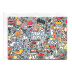 Tiny Things Collection Assorted Greeting Cards | Set of 6