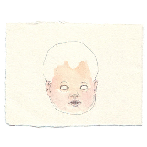 Original drawing by Marie Gardeski | Baby Noggin