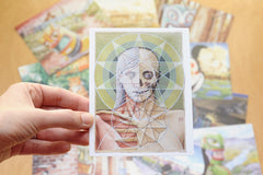 Postcard Set | Sacred Geometry by David Birkey