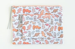 Cute Rodent Original Fabric Pouches