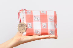 Teddy Bear's Picnic Zip Pouch