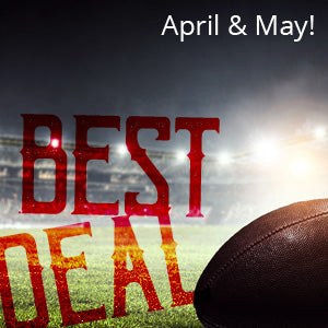 BEST. DEAL. EVER.  2 YOUTH TOURNAMENTS (April/May)