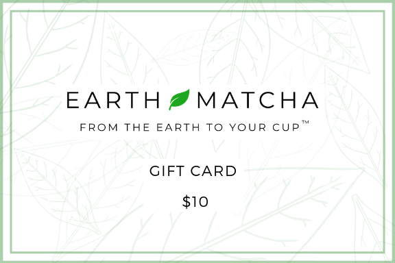 Earth Matcha Gift Card