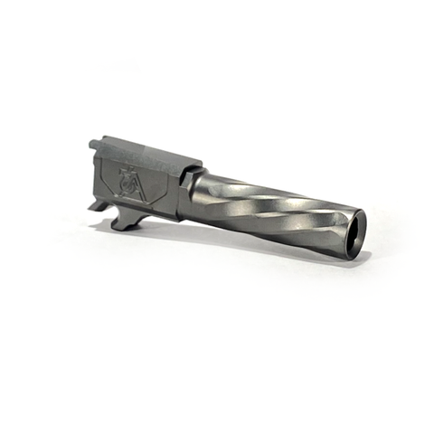 P365 Flush Cut & Spiral Fluted Barrel - DLC Finish - 76A