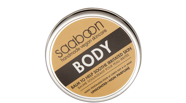 BODY Balm, Hand Cream, Unscented