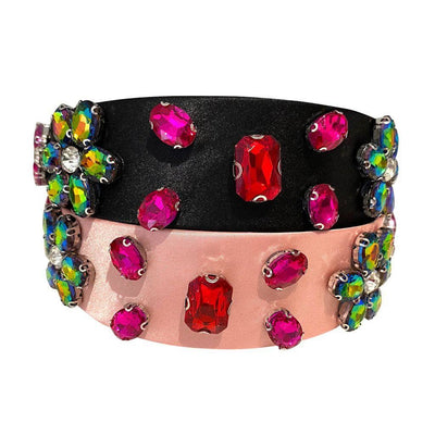 Lola + The Boys Accessories Gem headband