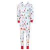 Lola & The Boys Nightwear S / Multi Women's Christmas Emoji Onesie