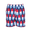 Lola + The Boys Swimwear Bomb Pop Swim Shorts