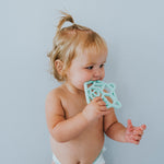 Bailey Bear Teether - Leo + Cullie