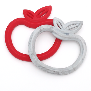 Apple Teether - Leo + Cullie