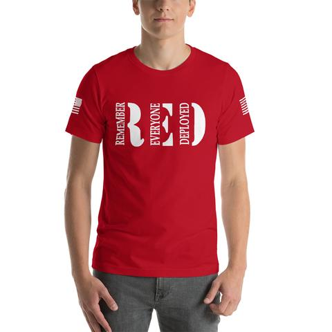 R.E.D. (Remember Everyone Deployed)