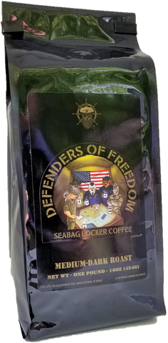 Defenders of Freedom Coffee