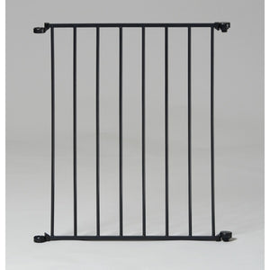 Kidco Gate Extension Black 24""