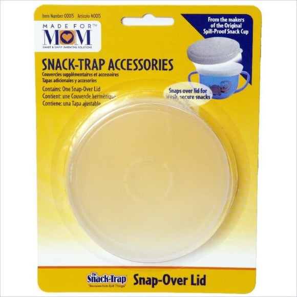 Snack Trap Snap Over Lid