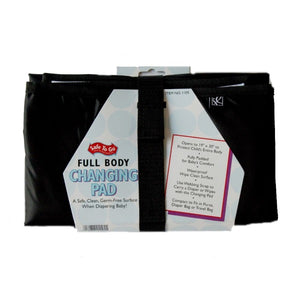 Full Body Changing Pad Black