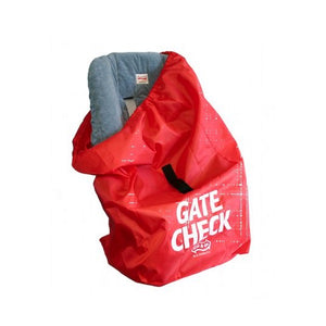 Gate Check Bag - Car Seat Red