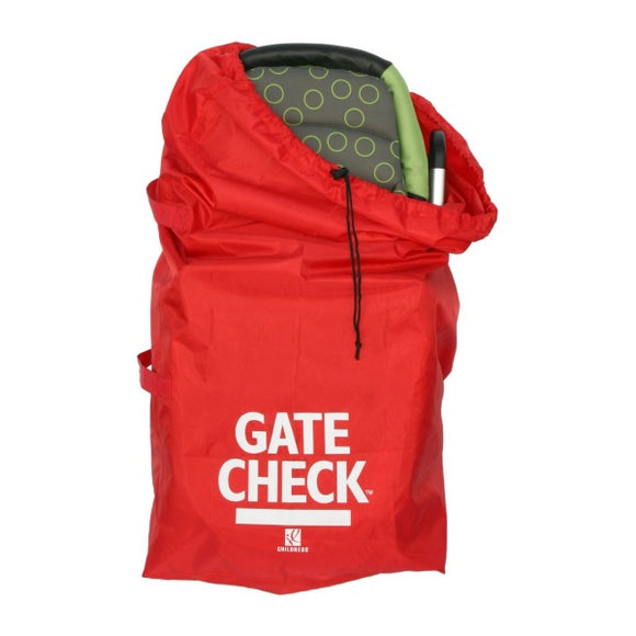 Gate Check Bag - Duals Red