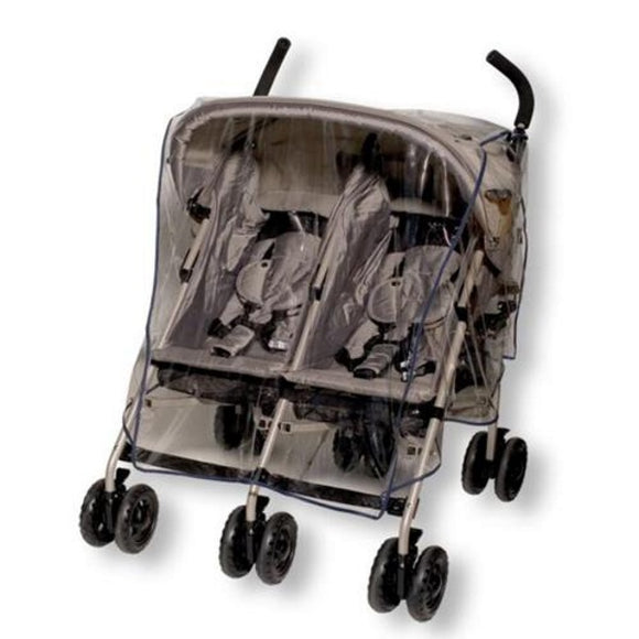 Weathershield For Side By Side Stroller