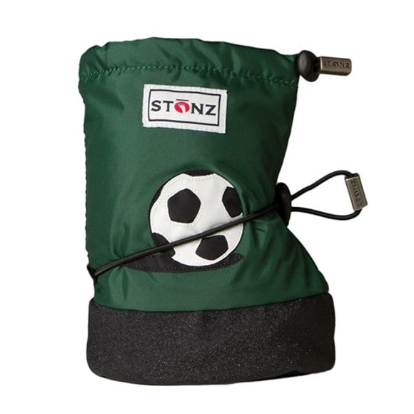 Stonz Soccer Dark Green Medium