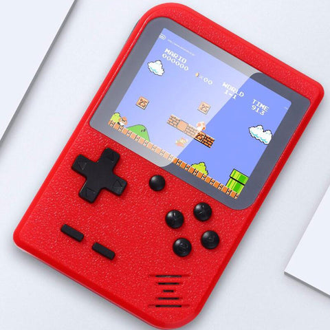 Retro Portable Mini  8-bit 400 Games W Gamepad for Doubles ordered