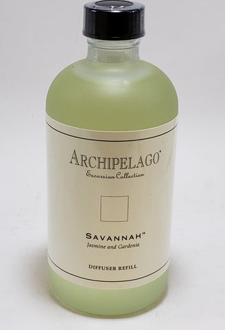 Archipelago Excursion | Collection Diffuser | Savannah Refill
