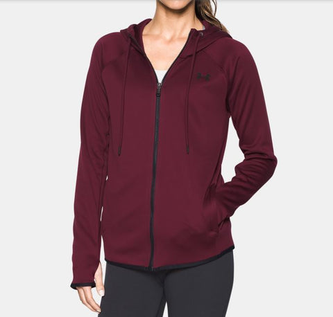 Under Armour 1282372 | Women's Hoodie Storm Fleece | Red | Medium