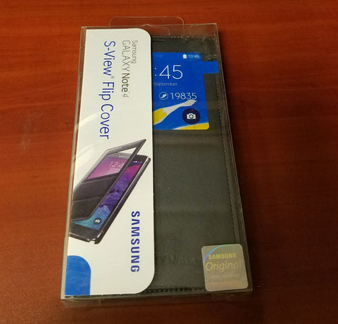 Samsung S-View Flip Cover Model EF-CN910BCESTA