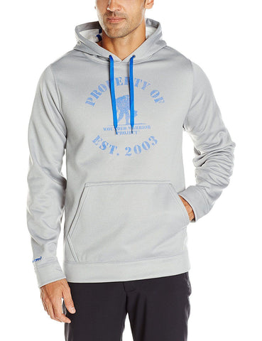 Under Armour 1261127 | Men's Storm WWP | Gray Ultra Hoodie | 3XL