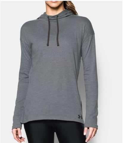 Under Armour 1276522 | Women's Hoodie Graphite | Gray | Small