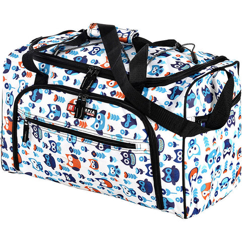 Olympia Fashion Sports Duffel 6 Colors 1
