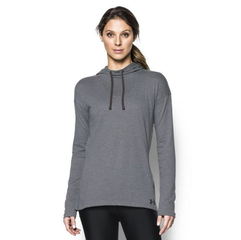 Under Armour 1276522 | Women's Hoodie | Gray | Small