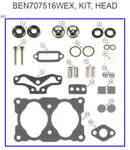 Bendix Air Compressor | BEN707516WEX | Head Set Gasket Kit 550 / 750