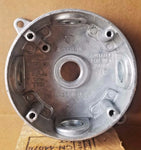 GDC 93C6 WEATHERPROOF ALUMINUM 4 x 1-58 INCHES ROUND ELECTRICAL BOX D247410 4